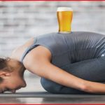 Beer Yoga: A kick-back for stress!